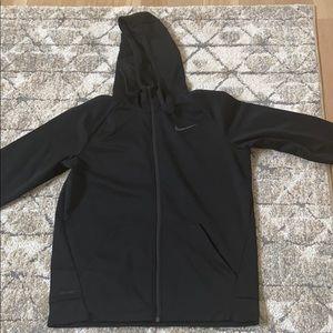 Men's Nike zip hoodie